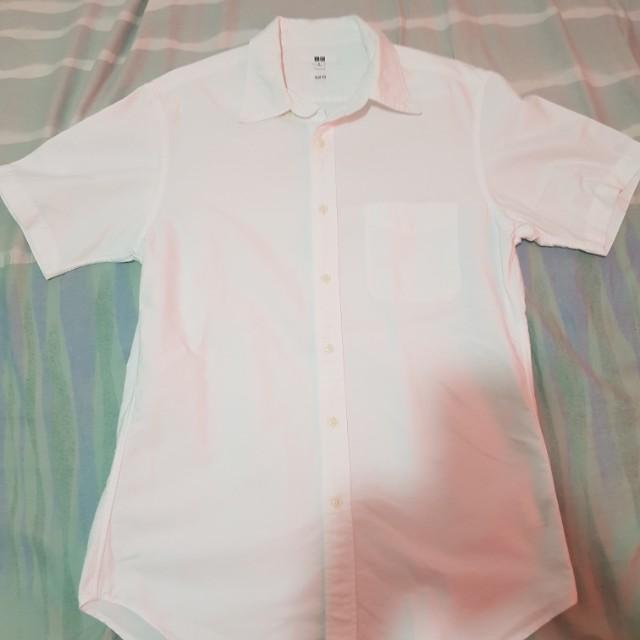 Uniquo White Polo (M)