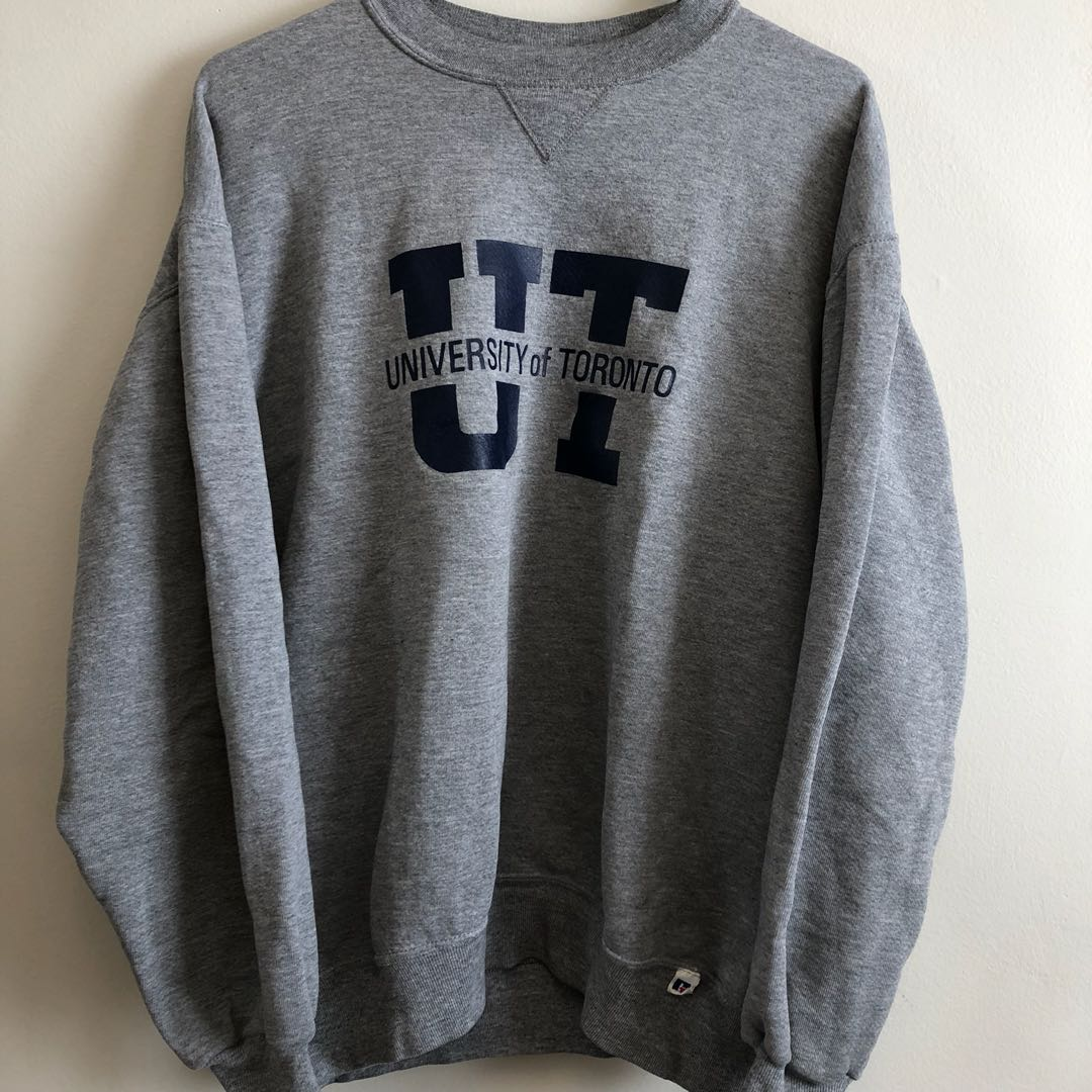 univeristy of toronto pullover