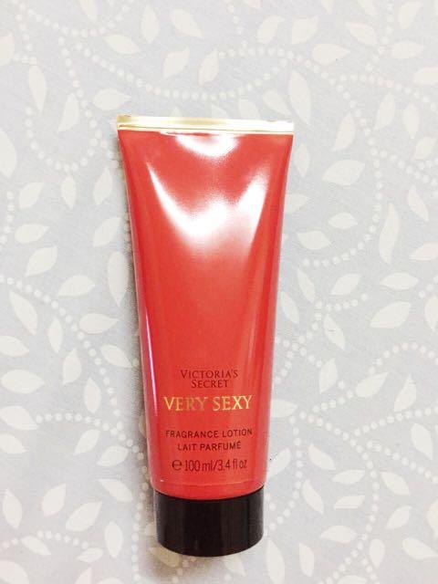 Victoria's Secret Very Sexy Fragrance Lotion 100ml