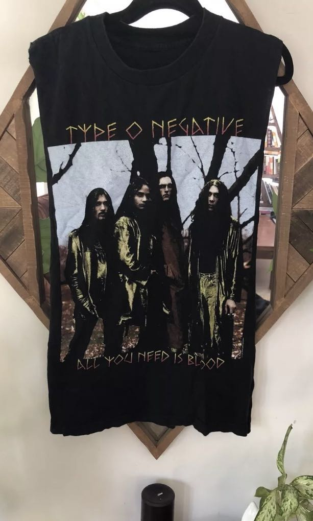 Vintage Type o Negative shirt