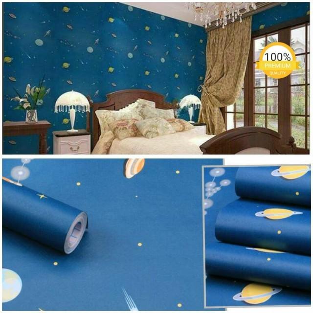 Wallpaper Dinding Karakter Kartun Dll Perabotan Rumah Di Carousell