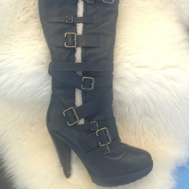 Windsor Smith Knee High Boots size 37