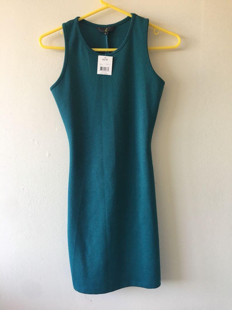 ⚫️XS George Sleeveless Dress