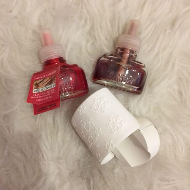 Yankee Candle Home Fragrance Set