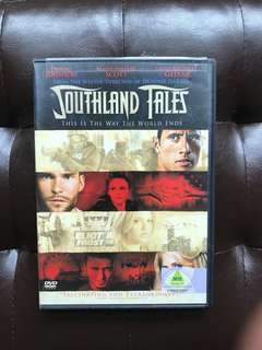 Southland Tales Movie DVD
