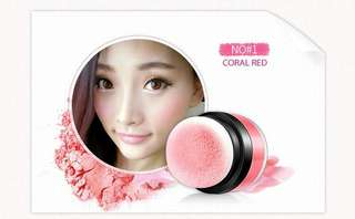 Bioaqua chic blush on trendy