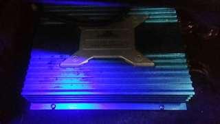 Amplifier 2x800watts