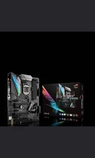 ASUS ROG STRIX Z270F GAMING MOTHERBOARD