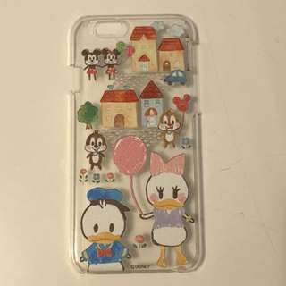 Tokyo Disney store Iphone 7 case