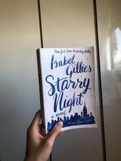 WTS starry night book