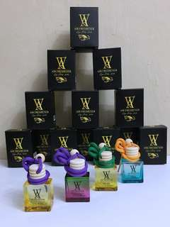 Fragrance Scents Wan Air Freshener for Car 🚘 Home 🛀Office 🏢