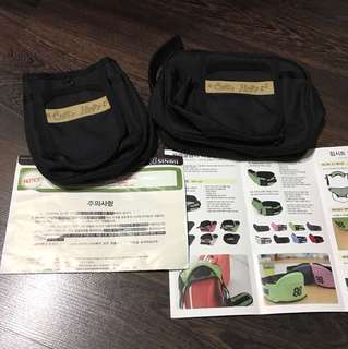 Additional Pouches for Sinbii HipSeat