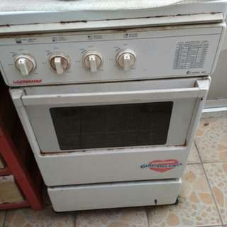 LaGermania gas range oven stove
