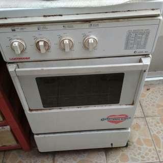 LaGermania gas range oven stove