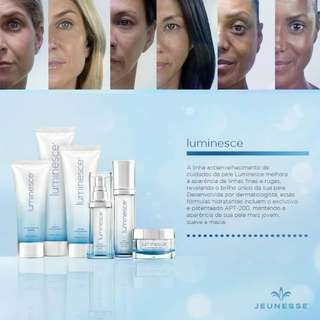 Luminesce Cellular Rejuvenation Skin care
