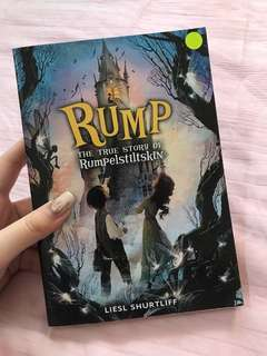 Rump— true story of Rumpelstiltskin