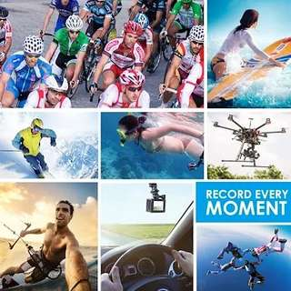 *preorder* sports Camera 4k wifi