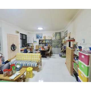 GROUND FLOOR LOVERS!! RARE GROUND FLOOR 4ROOM 106SQM!!