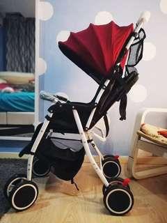 Baby Stroller (Mark Down)