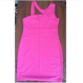 Dress mini Pink