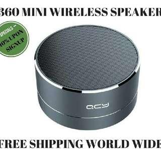 360 MINI BLUETOOTH SPEAKER