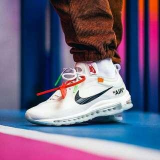 Nike Air Max x Off White