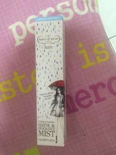 Percy & reed a walk in the rain shine and fragrance mist 75ml