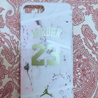 iPhone 7+ custom made marble air Jordan