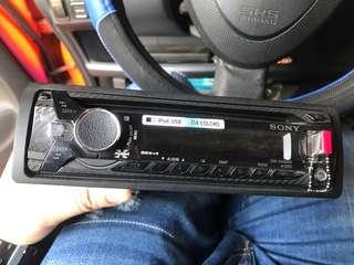 SONY XPLOD W/ Remote