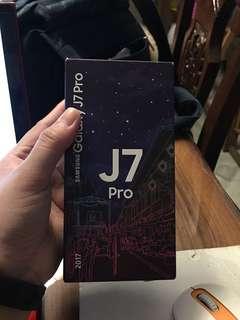 Brandnew Samsung J7 Pro