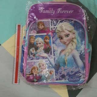 Frozen School Bag (ORIGINAL)