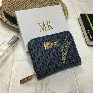 New new new !!! Wallet ... Size small One zipper ...  price : P200