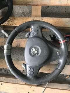 Bmw m sport steering complete