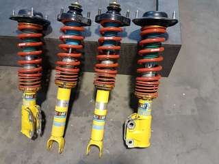 Bilstein ralliart edition for evo 9