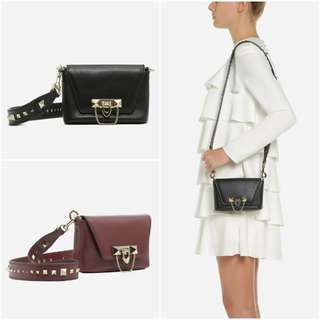 Valentino Demilune Small Cross Body Bag