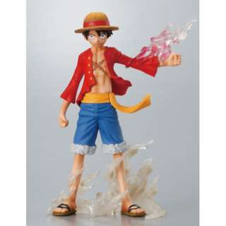 One Piece Attack Motions Effect Figure Monkey D. Luffy