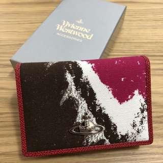 全新 正貨 Vivienne Westwood cardholder 卡套