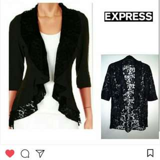 Express Lace Cardigan (NEW)