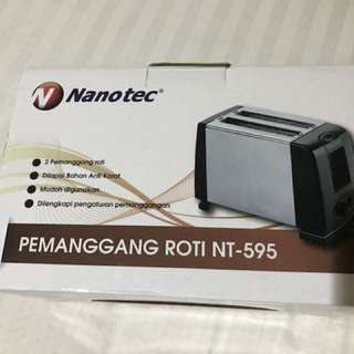 Nanotec pemanggang roti NT-595