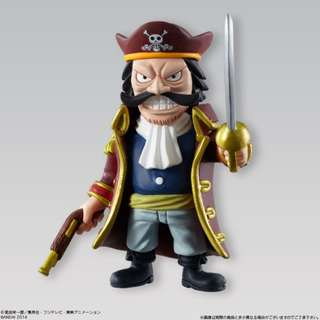 Bandai One Piece Collection 10th Anniversary Special Will of D Figure D. Roger