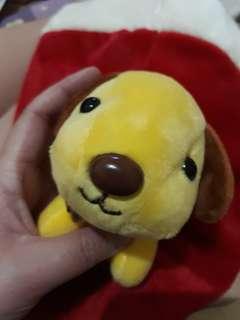 Gantungan bentuk Puppy