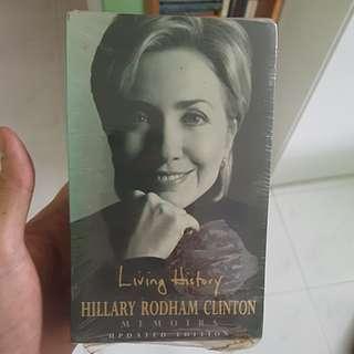 Living History - Hillary Rodham Clinton memoir