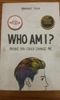 "Novel ""Who Am i?"""