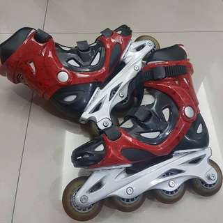 Roller Skates Slightly Used Size 8