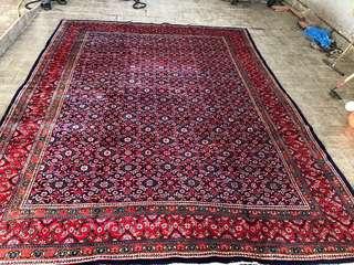 10x13 ft Persian handmade rug