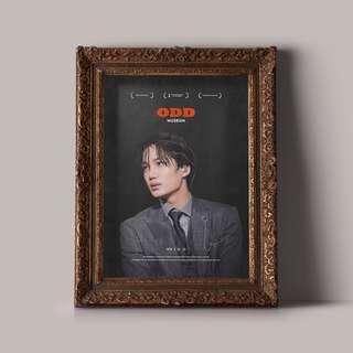 【Preorder】Exo Kai Mr. Destiny ODD MUSEUM Goods