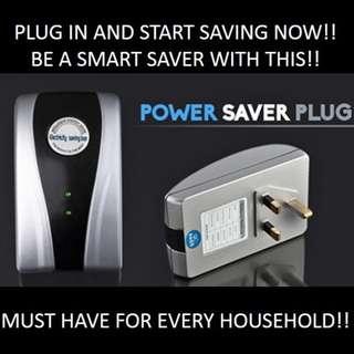 Electricity Saver Plug.
