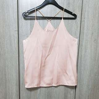 Champagn Pink Tank Top