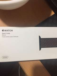 apple watch sport loop 42mm