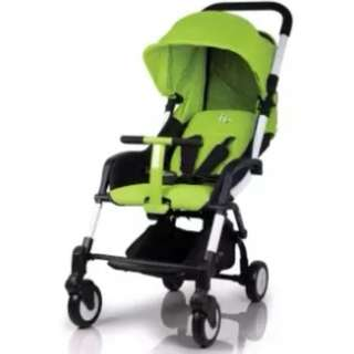 Tobby Compact Baby Stroller 18108 (Green)